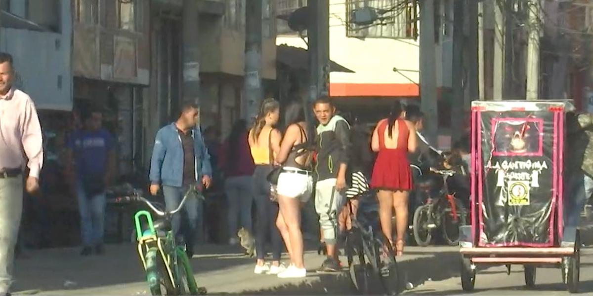 ¿Nuevo Bronx?: microtráfico, prostitución y trata de personas en el barrio María Paz en Bogotá