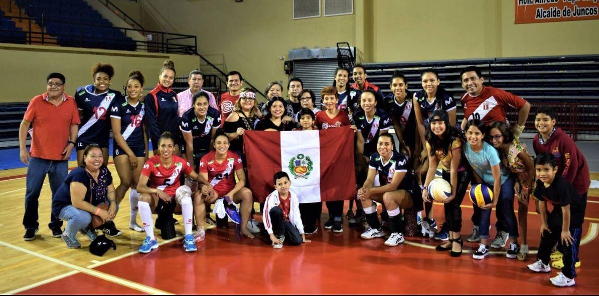 Robaron en el Salitre a representantes del equipo de voleibol de Perú que compite en el preolímpico