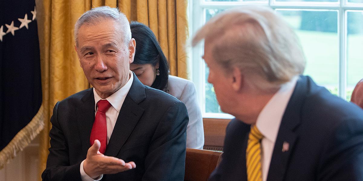 China firmará acuerdo comercial de «fase uno» con EE. UU. la próxima semana