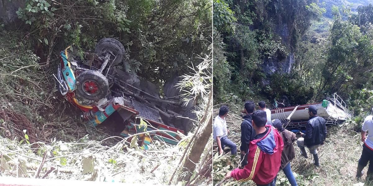 Al menos seis muertos y más de 20 heridos en accidente de tránsito en Santander