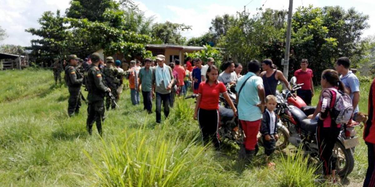 Asesinan a líder social en Tibú, Norte de Santander