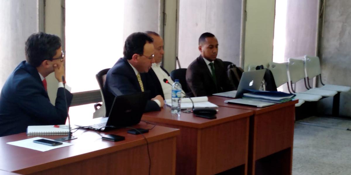 Inicia última etapa del juicio contra el hermano del expresidente Álvaro Uribe