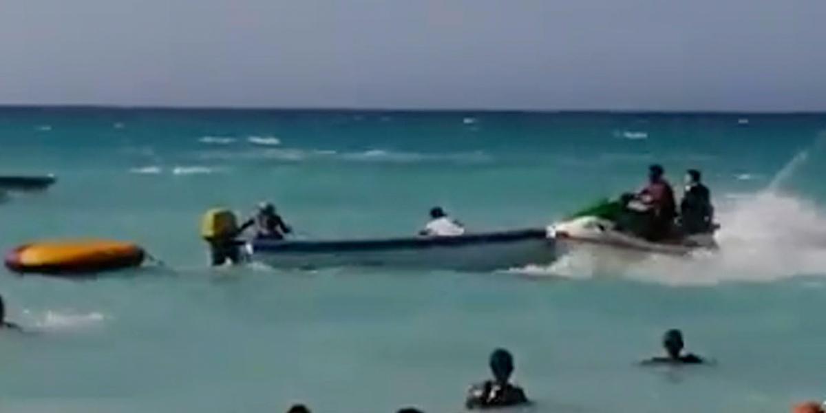 Nuevo accidente en islas de Cartagena tienen en el ojo del huracán prácticas de diversión