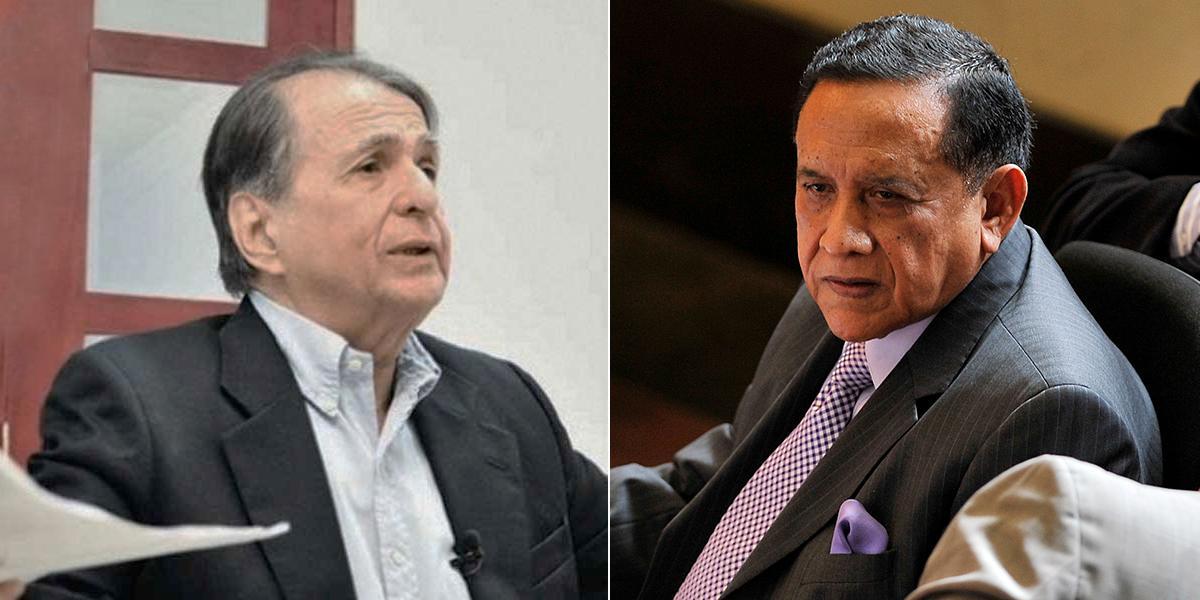 JEP rechaza definitivamente sometimiento de Maza Márquez y Alberto Santofimio