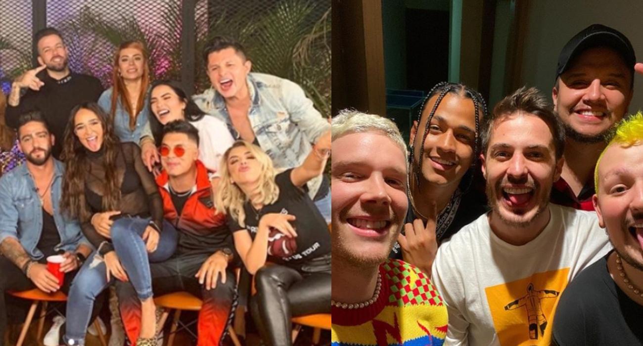 El cantante colombiano que sale con integrante de 'Acapulco Shore'