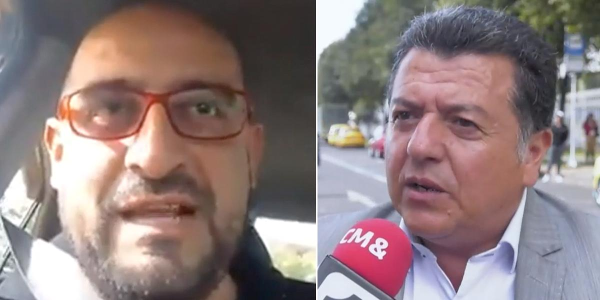 Taxistas rechazan declaraciones de hombre que insultó a conductoras de Uber