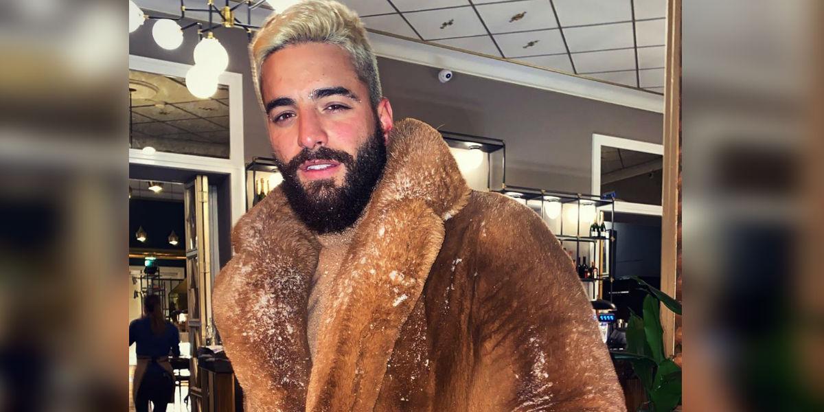 Maluma sorprendió a sus seguidores con un radical cambio de look