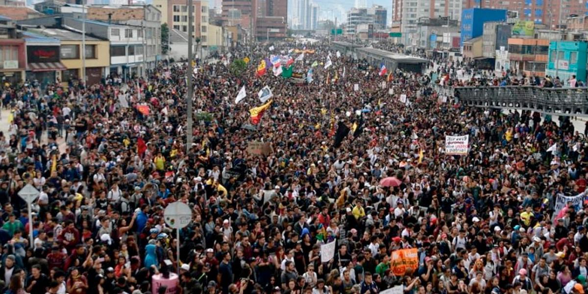 ¡Confirmado! 21 de enero vuelven las movilizaciones al país