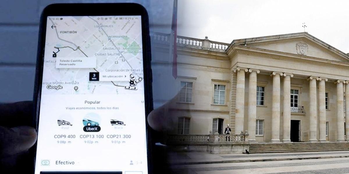 Caso Uber: Gobierno impulsa proyecto para reglamentar plataformas