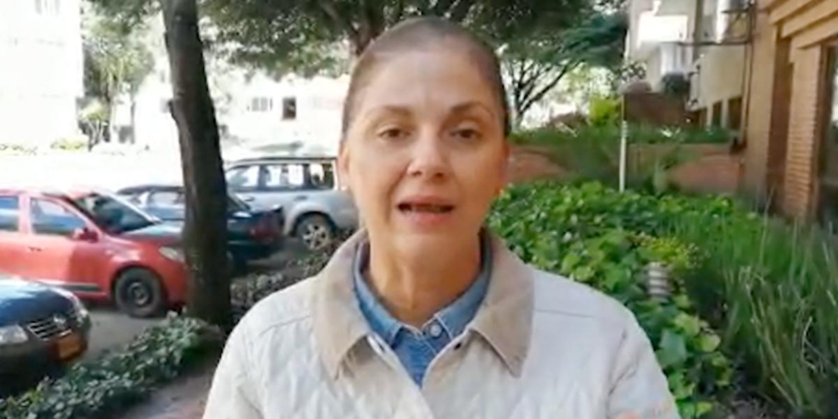 Es una infamia decir que el Centro Democrático ha ordenado chuzadas: María del Rosario Guerra