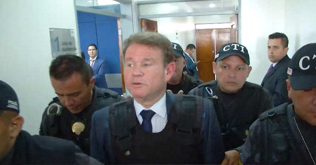 Otto Bula pagará 5 años de cárcel por caso Odebrecht