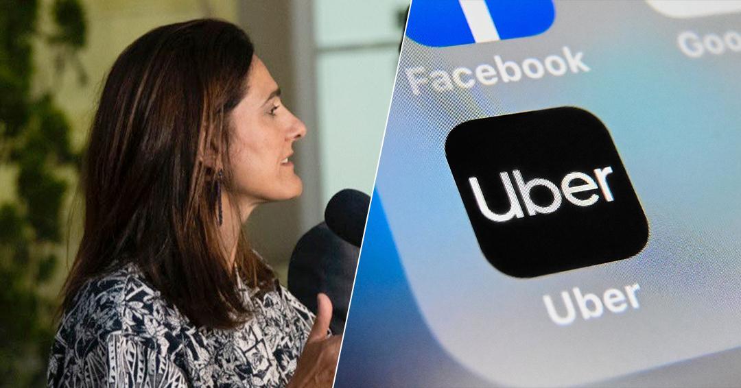 Uber dice que proyecto para reglamentar plataformas no los beneficiaría inmediatamente
