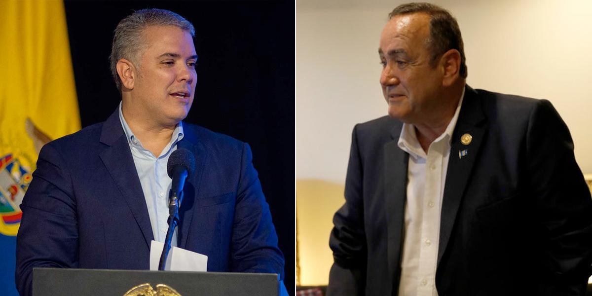 Presidente Duque viajó a Guatemala para asistir a investidura de Alejandro Giammattei
