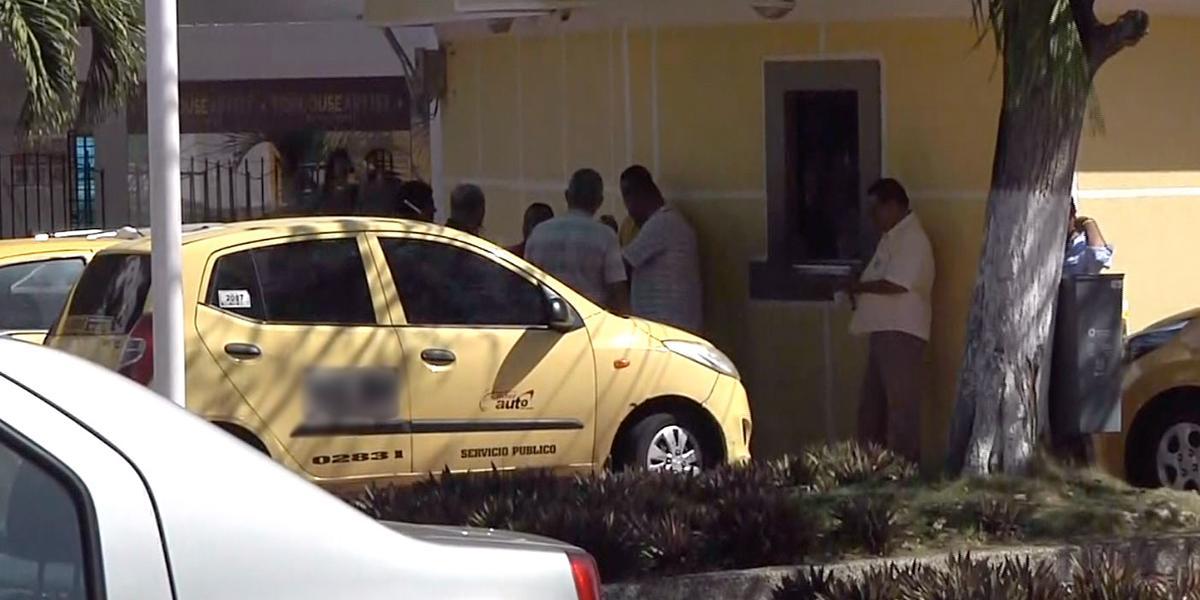 Sicarios asesinan a gerente de empresa de taxis en Barranquilla