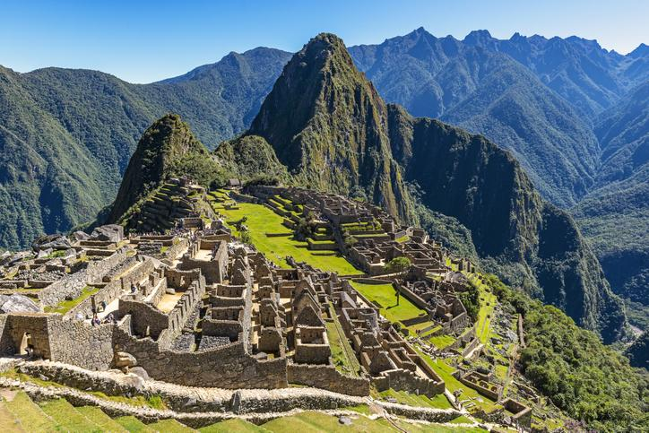 Turistas defecaron dentro de un templo sagrado en Machu Picchu