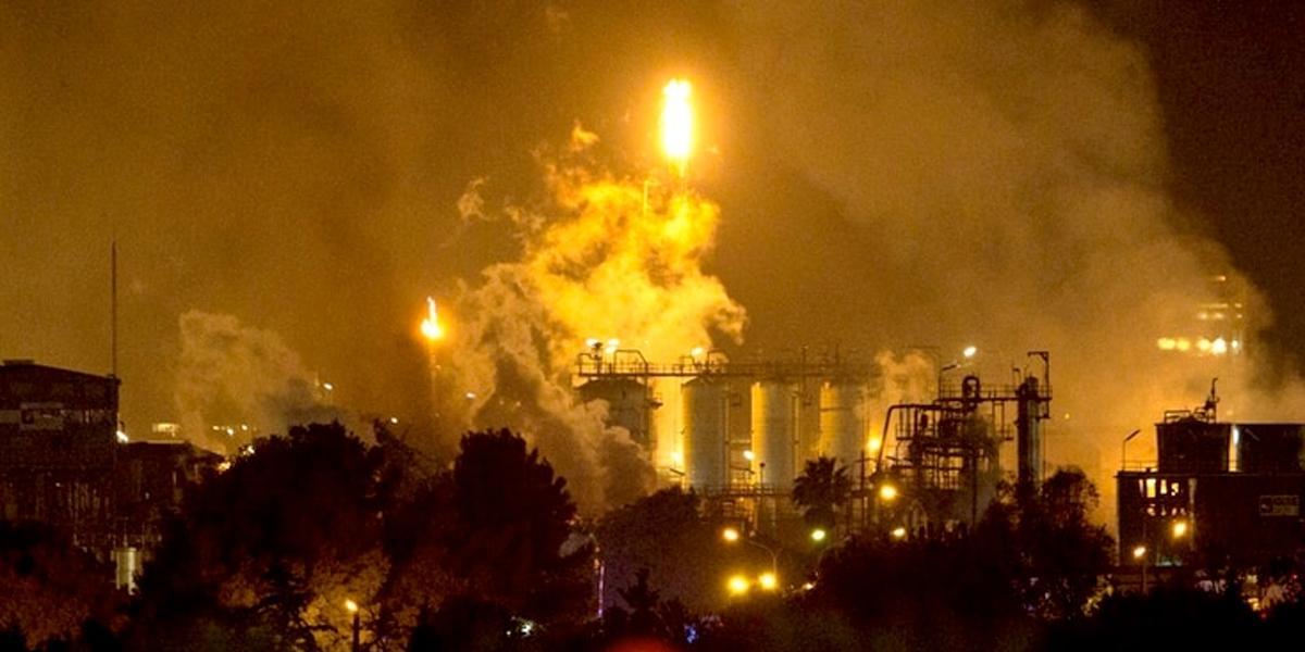 Explosión en industria química deja un muerto y seis heridos en Cataluña, España