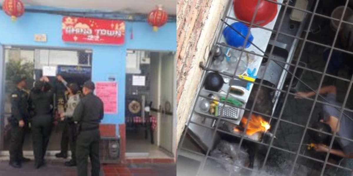 El restaurante chino, en Colombia, que es investigado por vender carne de perro