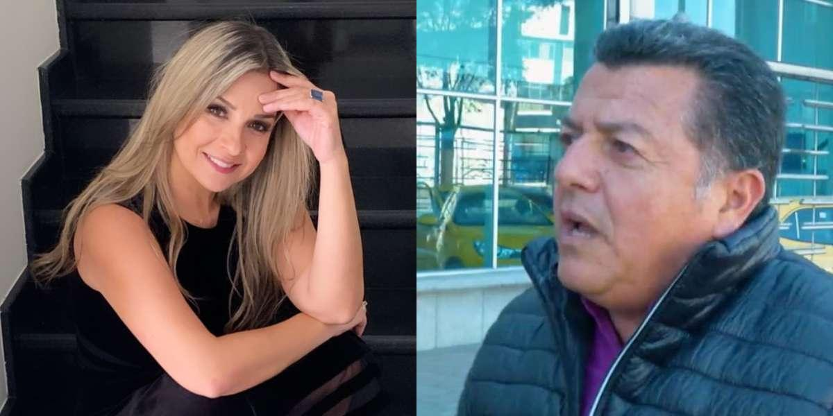La peinada de Vicky Dávila a Hugo Ospina por defender a taxista que denigró a conductoras de Uber