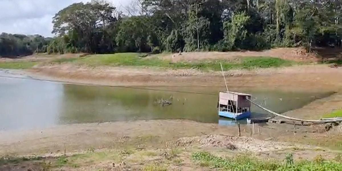 Sequía extrema tiene sin agua hace 12 días a Arboletes, Urabá antioqueño