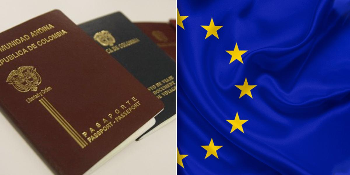 Colombianos deberán tramitar un nuevo requisito para viajar a Europa