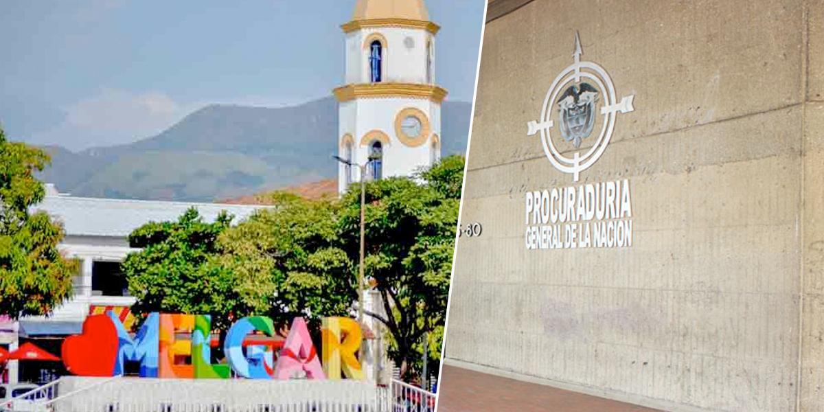 Destituyen e inhabilitan por 15 años a exalcalde de Melgar, Tolima