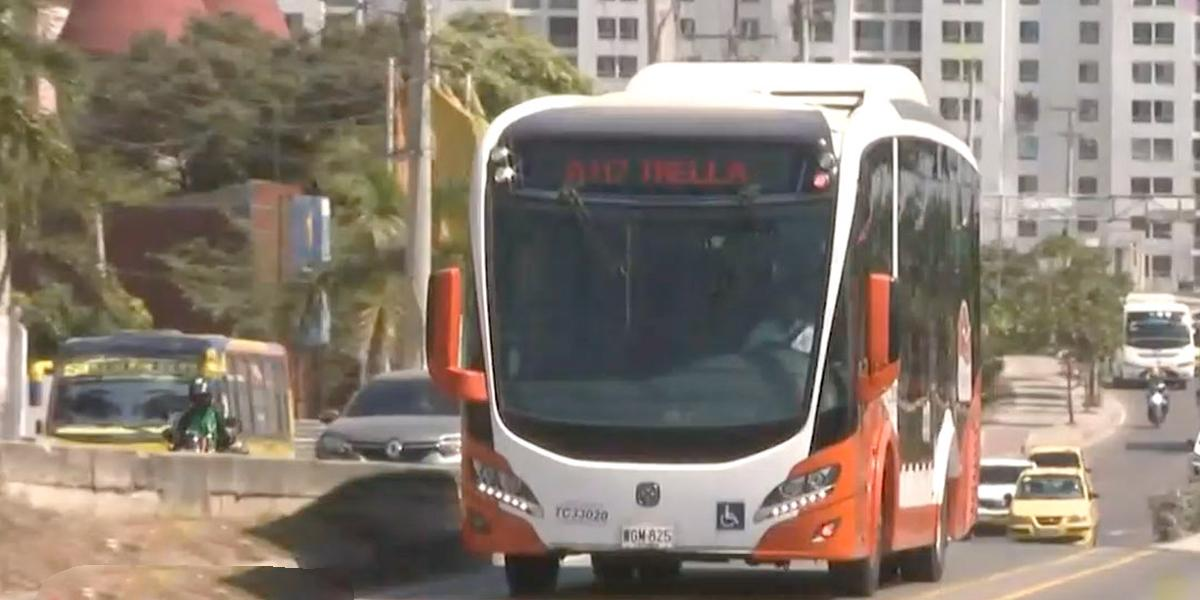 Mujer denuncia abuso sexual dentro de bus de Transcaribe