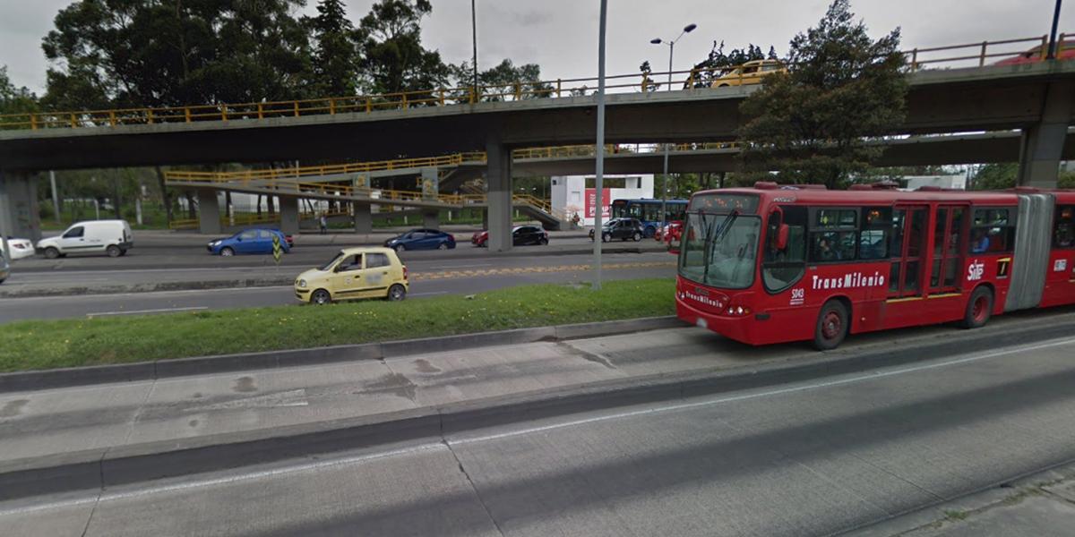 Autoridades desbloquean la carrera 30 y TransMilenio funciona con normalidad