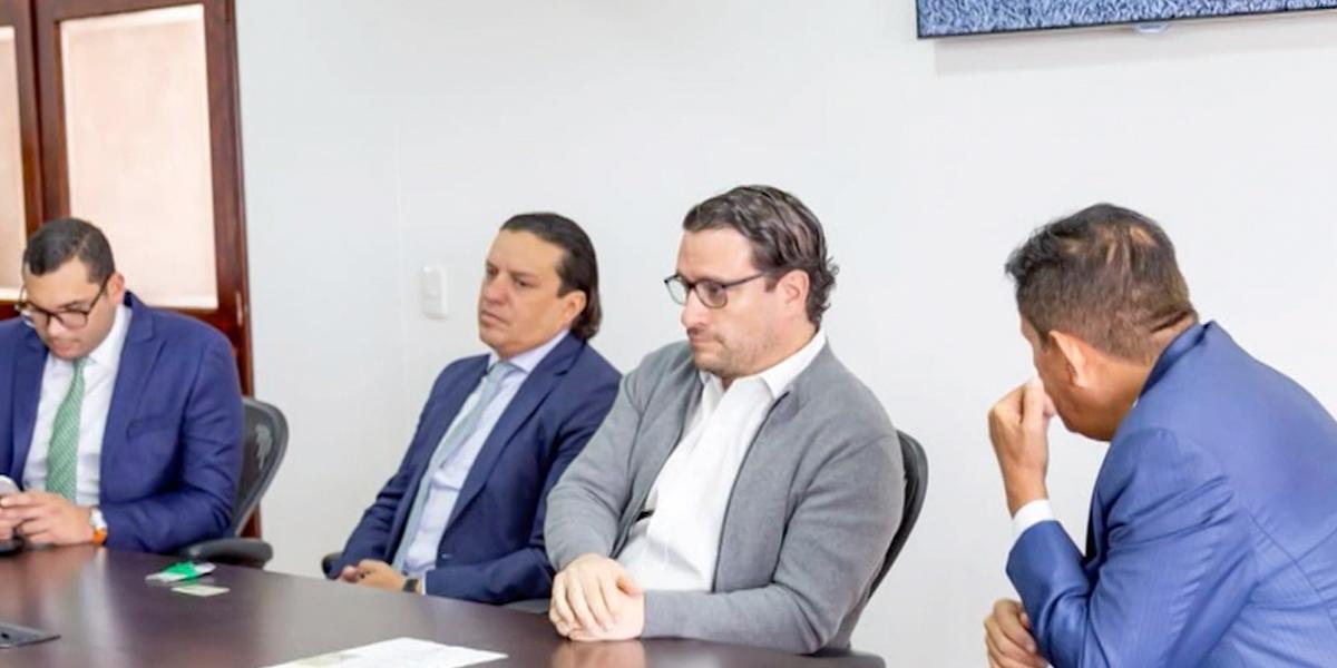 Andrés San Miguel no ha declarado contra Santos