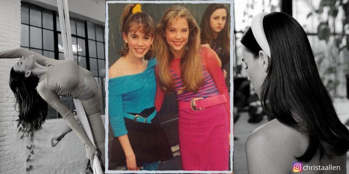 Así está hoy la actriz que interpretó a «Jenna» de niña en «Si tuviera 30»