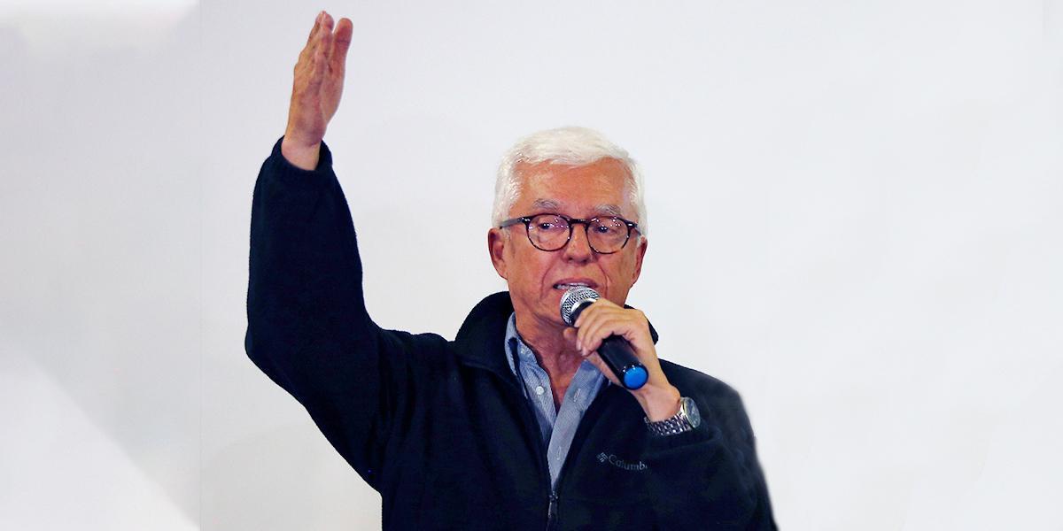 Jorge Robledo anuncia intención de ser candidato a la Presidencia en 2022