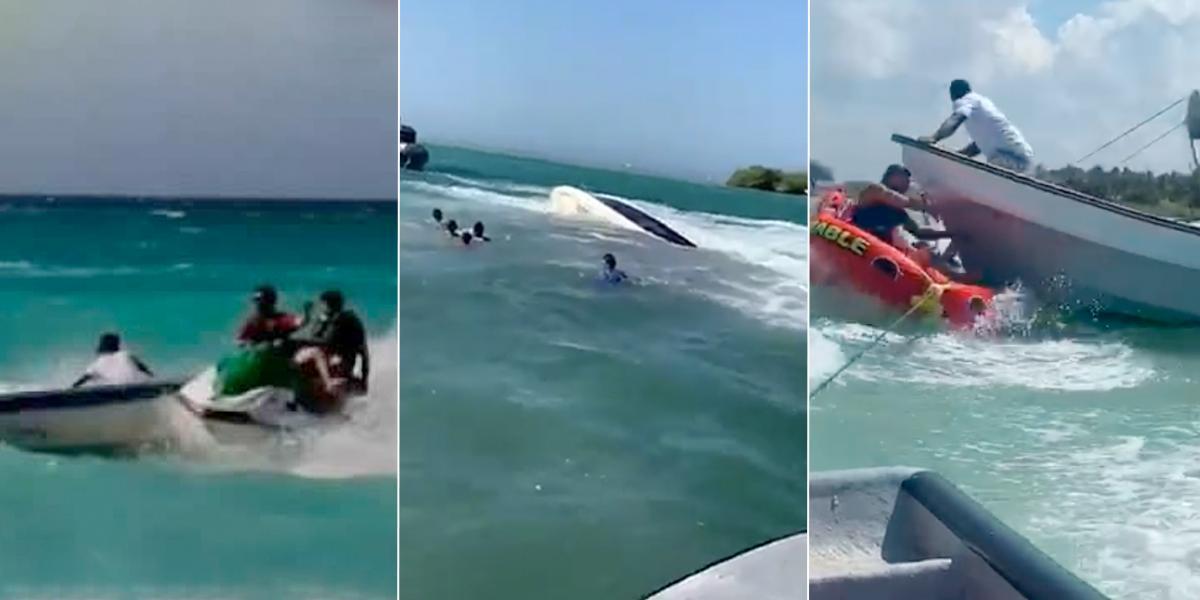Convocan reunión de urgencia para desarrollar plan de choque tras incidentes con turistas en Cartagena