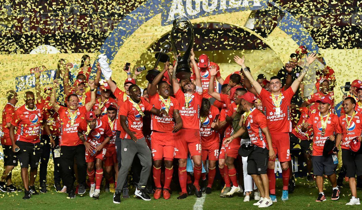 ¿'Ranking' sin sentido? El fútbol colombiano es la quinta mejor liga del mundo, según la IFFHS