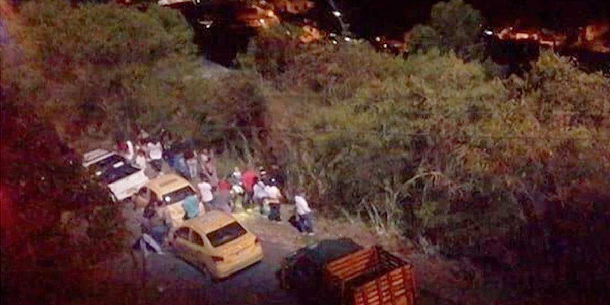 Un muerto y cinco heridos deja accidente de tránsito en Bello, Antioquia