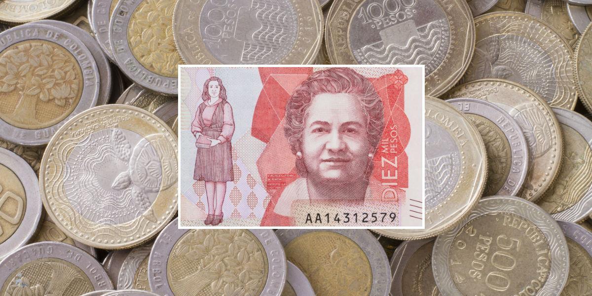 fecha de la nueva moneda de 10000 colombia banco de la republica