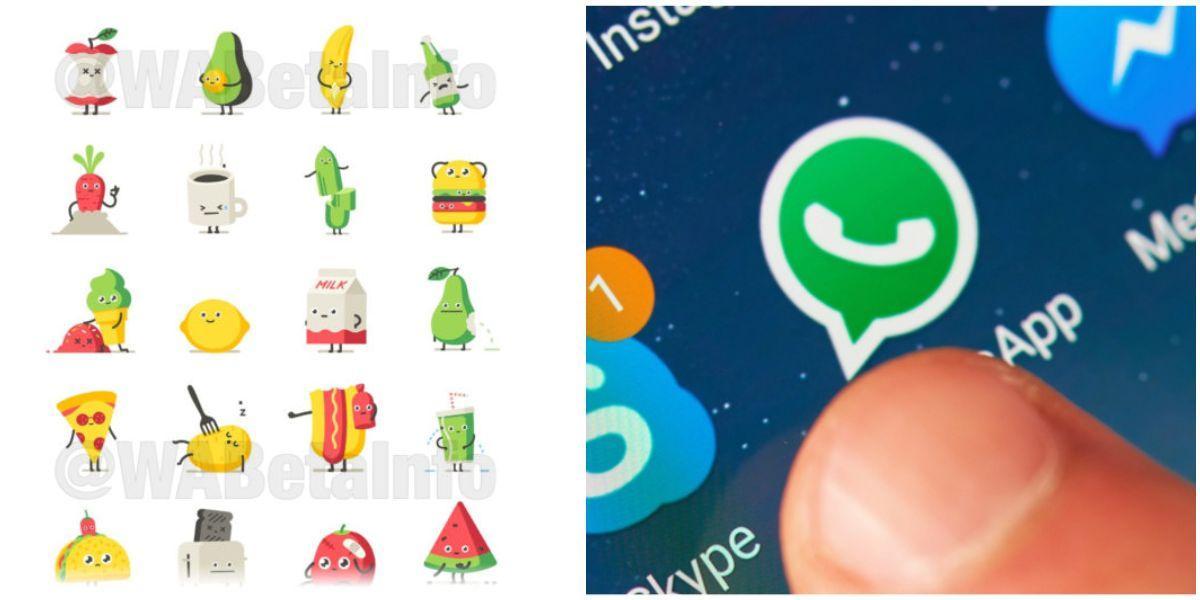 nuevos stickers animados de whatsapp actualizacion