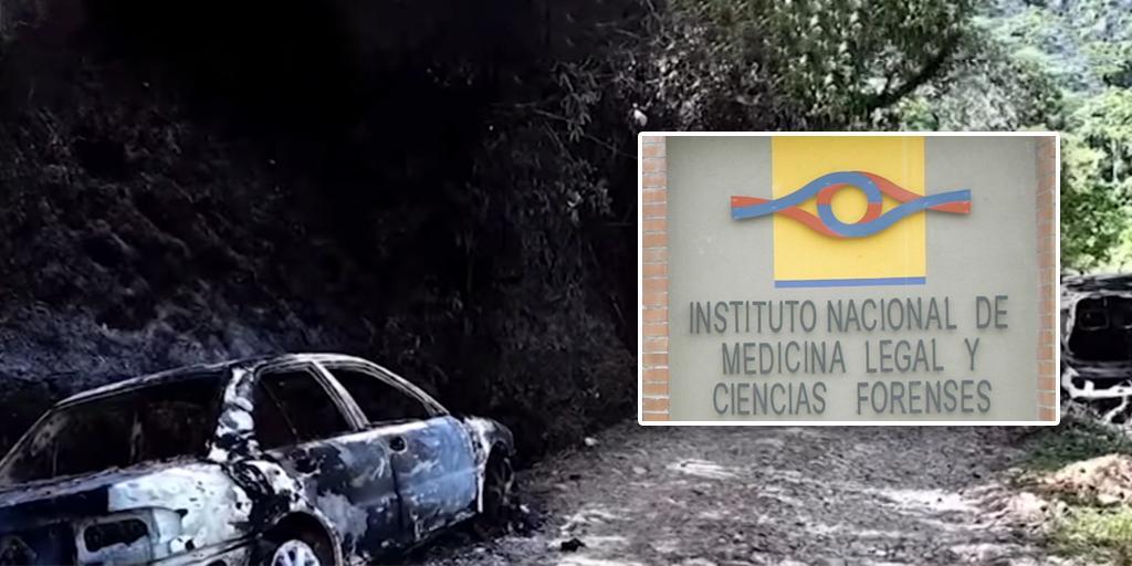 Medicina Legal identificó a víctimas de la masacre de Jamundí, Valle del Cauca