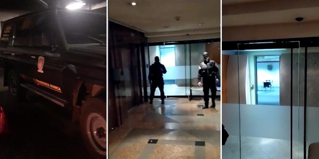 Oposición confirma allanamiento a la oficina personal de Juan Guaidó