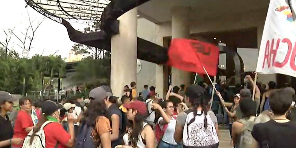 ¿Cómo se llevaron a cabo las protestas en Cali y Medellín?