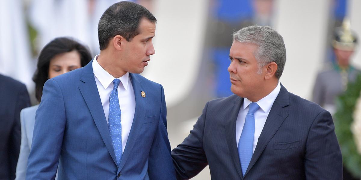 Presidente Duque se reunirá con Guaidó este jueves en Davos
