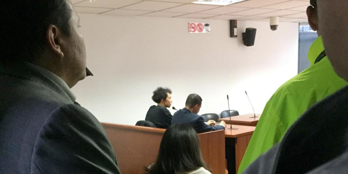 Declaran ilegal captura de uno de los tres infiltrados durante marchas en Bogotá