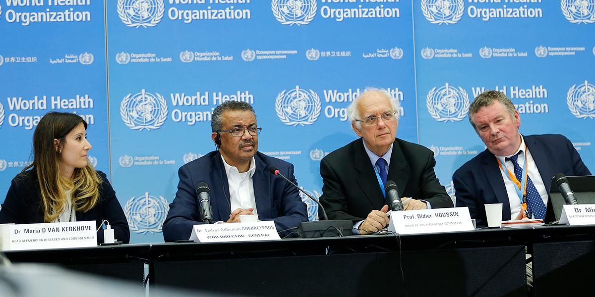 División en OMS ante posible alerta internacional por neumonía de Wuhan