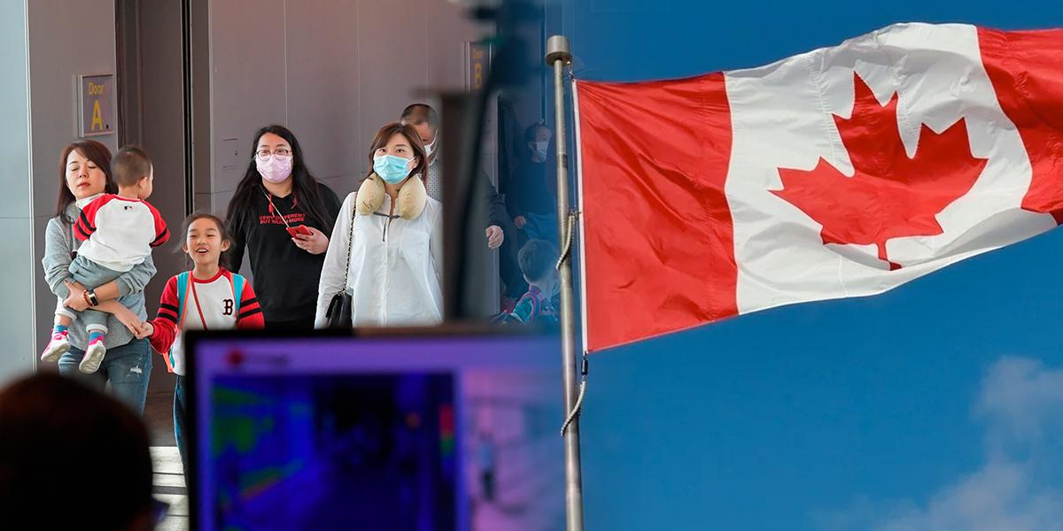 En observación cinco casos de posible infección de coronavirus de Wuhan en Canadá