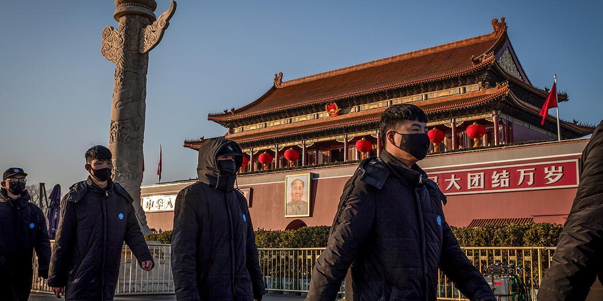Pekín cancela ceremonias del Año Nuevo chino por el coronavirus