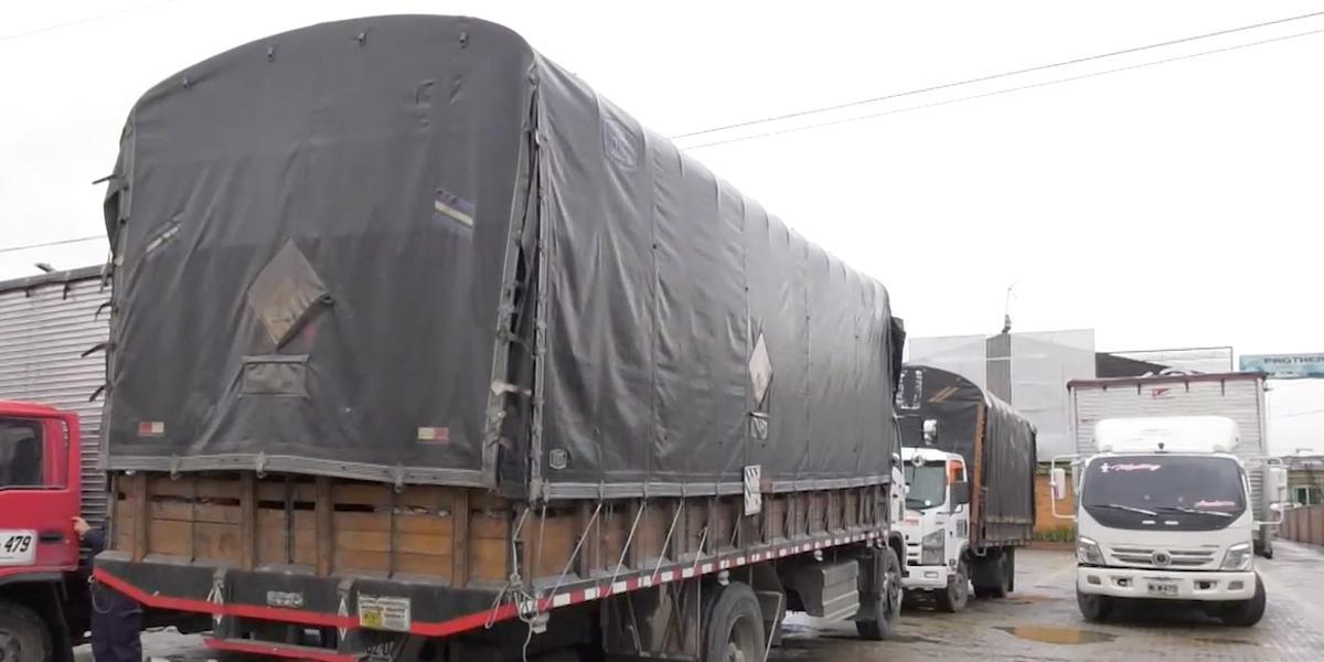Regresa la restricción de movilidad para vehículos de carga