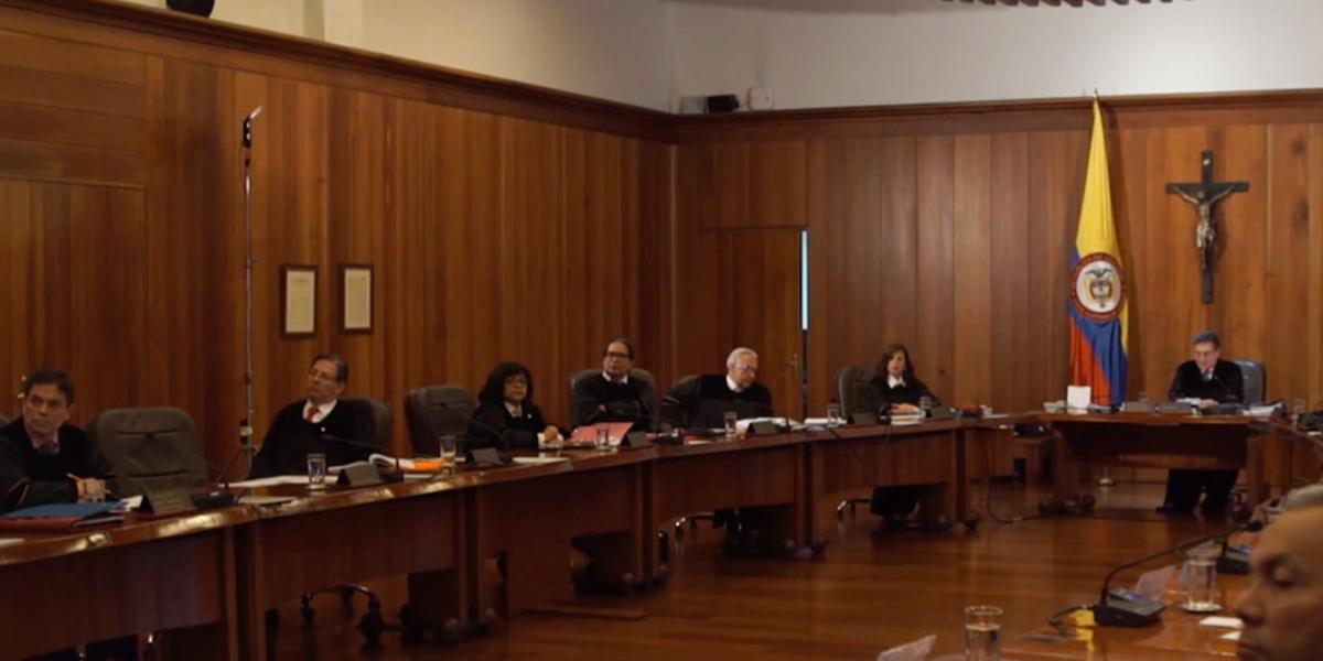 Corte Suprema de Justicia logró completar siete de sus ocho vacantes