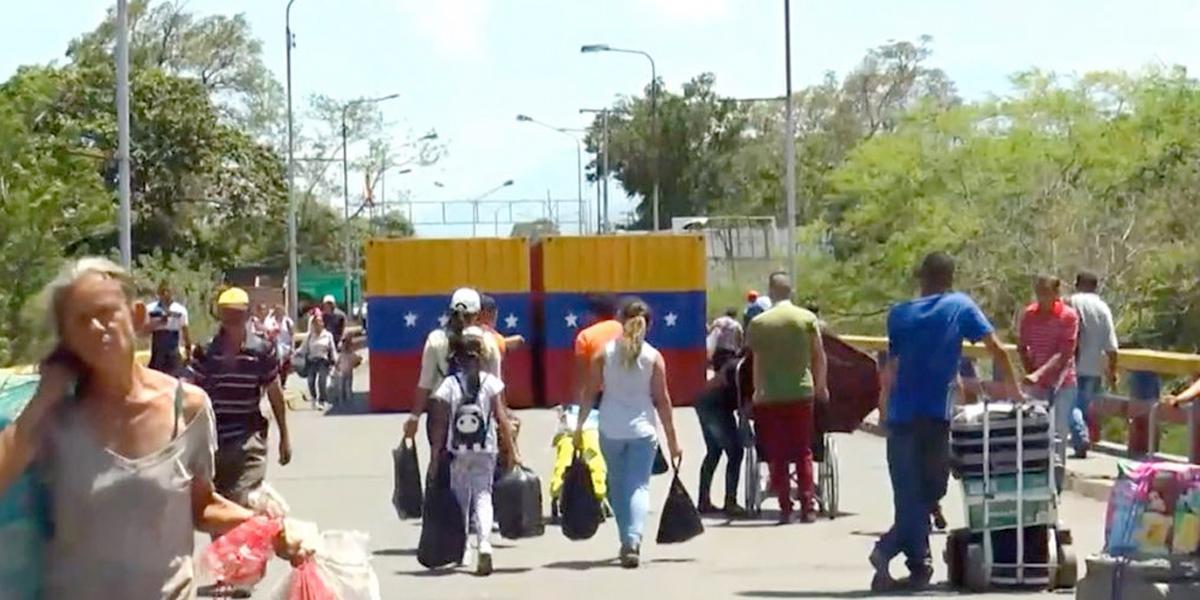 Colombia asegura que controla la frontera con Venezuela tras denuncia de HRW