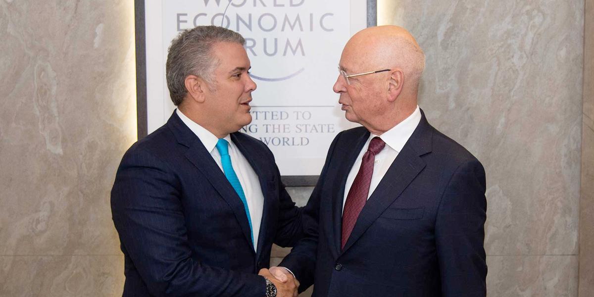 Colombia será sede del Foro Económico Mundial capitulo latinoamérica en 2021