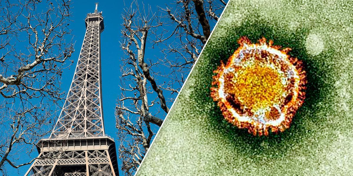 Francia anuncia tres casos confirmados de coronavirus, los primeros en Europa