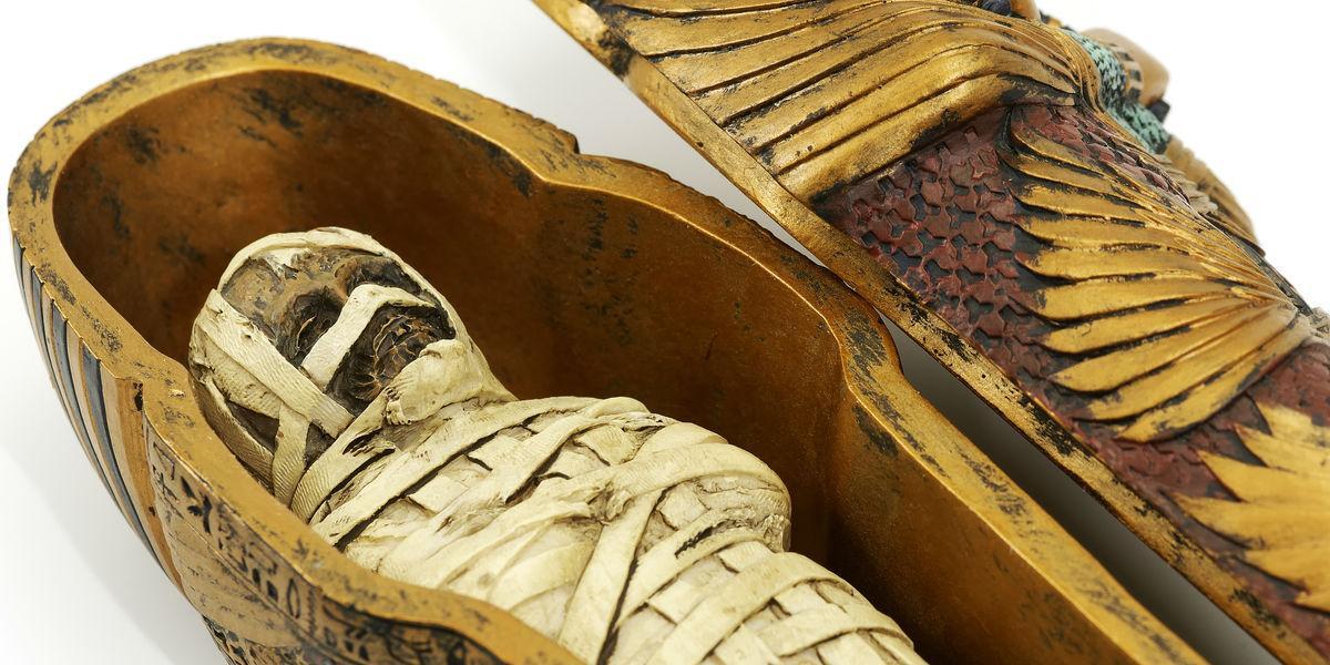 sonido voz de momia de hace 3000 años