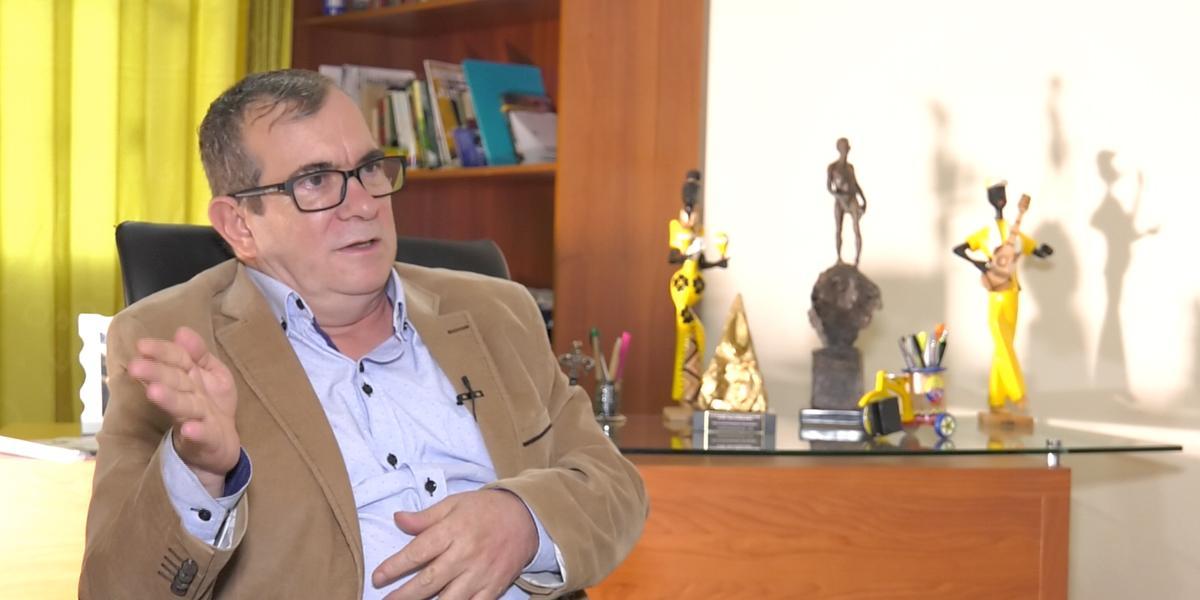Presidente Iván Duque «debe mosquearse»: Rodrigo Londoño